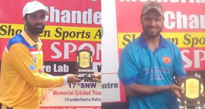 SNW Tourney: Shaheen Sports Chanderhama, WCC Lolipora emerge victorious