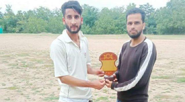 Wanigam League: Sheikhpora beat Wanigam by 4 wickets. Pic/KSW