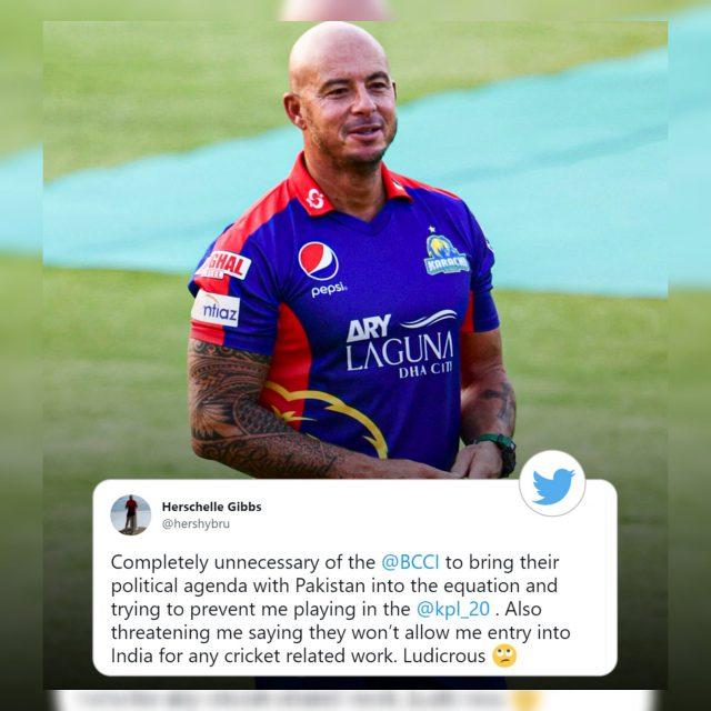 PCB vs BCCI over Kashmir Premier League: A ESPNcricinfo Report. Pic/Twitter/PSL