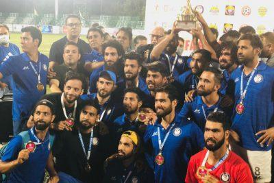 J&K Bank crowned JKFA Professional League champions