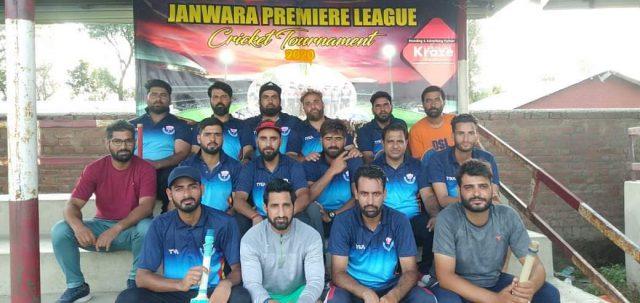 JPL: Zaffar stars as SVITE Stars Chandigarh beat Students Cricket Club. Pic/KSW