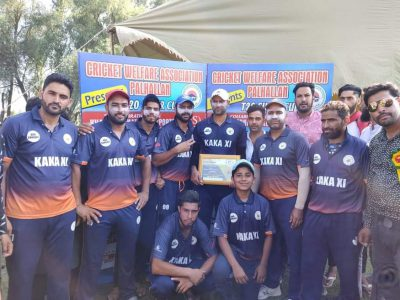 Super Cup Palhallan: KAKA XI beat BCC Reds Baramulla in an inaugural match by 7-wkts