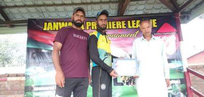Janwara League : Happy Cricket Club knocked out Blue Stars Naidkhai