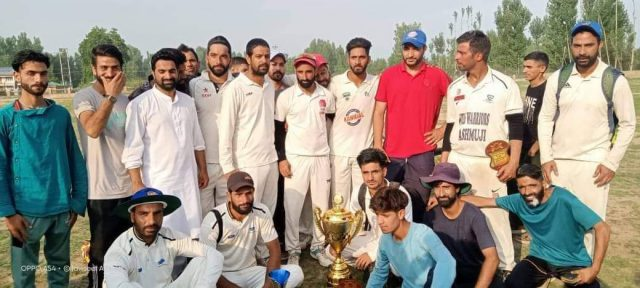 Spring T20 Cup Ashmuji concludes. Pic/KSW