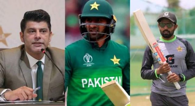 Babar Azam's request to include Shoaib Malik in Pakistan T20 squad ignored by selector. Pic/Twitter