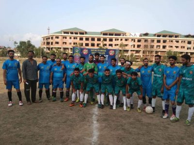 Islamabad FC beat United FC in Anantnag Knockout tourney