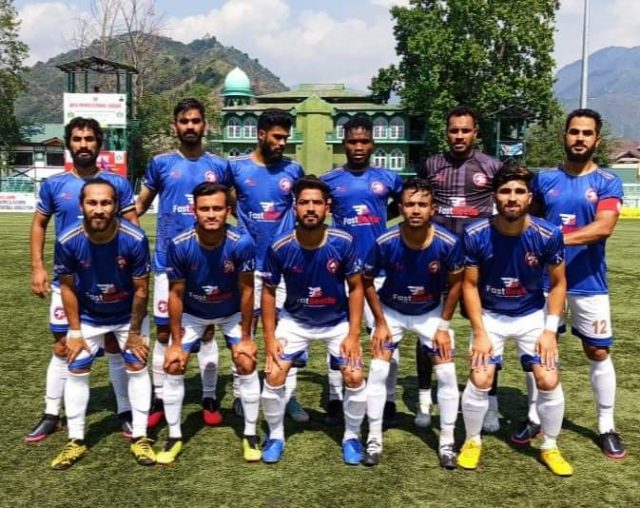 Hyderya Sports FC to play in 2nd Div. I-League. Pic/KSW