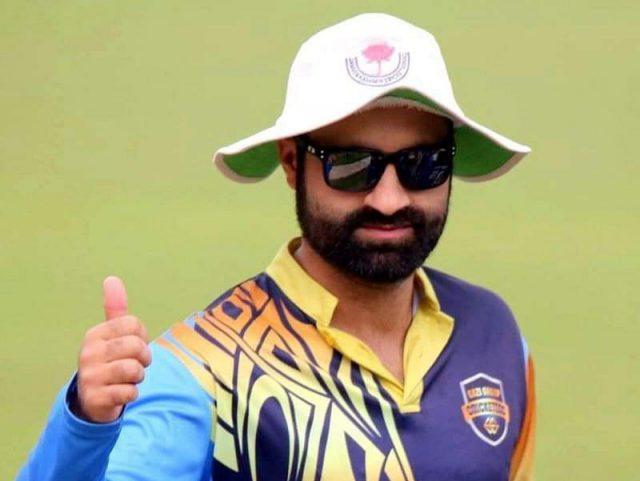 JKCA 'accuses' cricketer Parvez Rasool of stealing pitch roller; skipper terms it 'unfortunate'