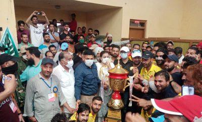 Varmul Cup: Bradman-XI beat BCC Reds, lifts title
