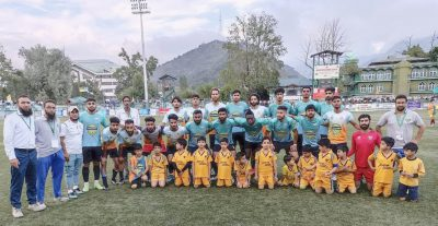 Downtown Heroes Football Club takes giant leap, qualify for 2nd Division I-League