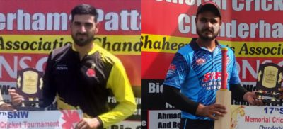 SNW Tourney: WCC Sheikhpora Budgam and KCC Pulwama register wins