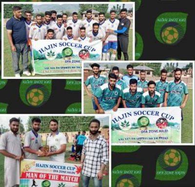 Hajin Soccer Cup: HFC Yadipora, Arco FC qualify storm into next round