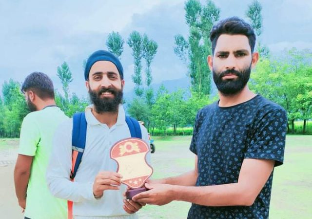 Srangsoo Championship: Inder leads Pahalgam Phantoms to easy win. Pic/KSW