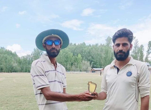 HPL: Hamid scores ton in Chandsoosa win over Astro Club. Pic/KSW