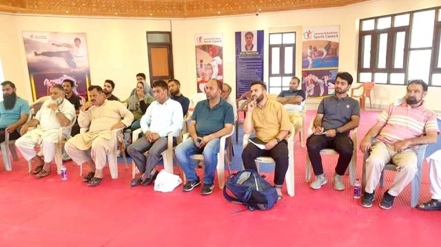 JKFA holds Futsal workshop ahead of Futsal tournament. Pic/KSW