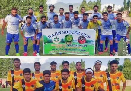 Hajin Soccer Cup: Arco FC cruise into semifinal. Pic/KSW