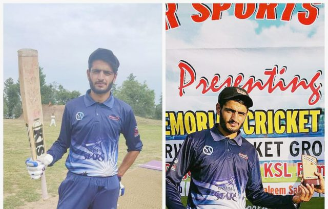 Mushtaq Memorial T20: Nadeem stars in KP Riders win. Pic/KSW