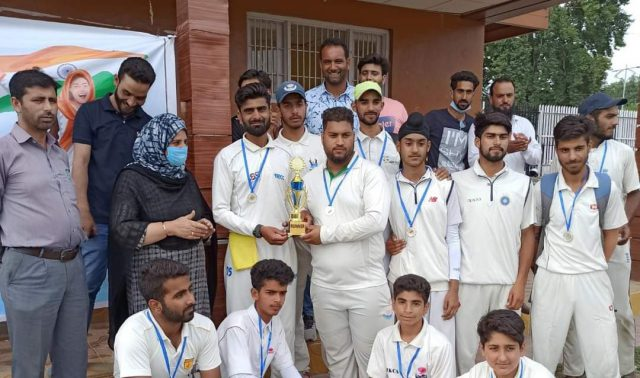 Sports Council Inter-Academy cricket tournaments conclude. Pic/KSW