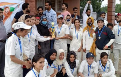 Sports Council Inter-Academy cricket tournaments conclude