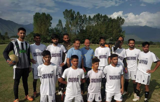 Panthers United, Sultania FC win matches in Dada Sir tourney. Pic/KSW