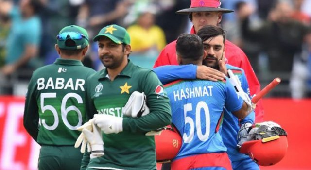 Despite Taliban takeover team will 'soon' travel to Sri Lanka for Pakistan ODIs, says Afghanistan Cricket Board. Pic/Twitter / Cricket Pakistan