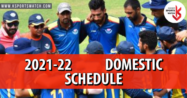 Ranji Trophy starts from January 5 as BCCI announces new domestic schedule. Pic/Graphics/KSW