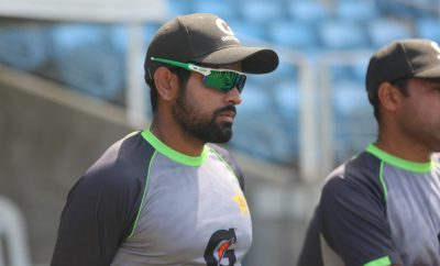 Babar Azam really working hard to improve red-ball game