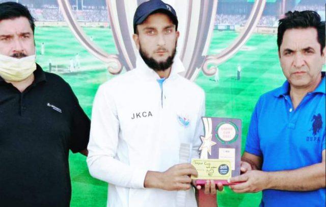 Sopur Cup 2021: Affarwat-XI beat SKCC Sopore by 98 runs. Pic/KSW