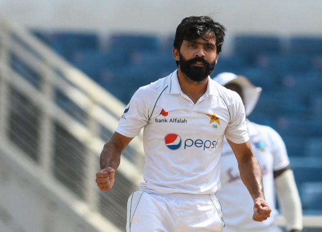 2nd Test : Fawad Alam resurgence continues, keep Pakistan hopes alive. Pic/ICC