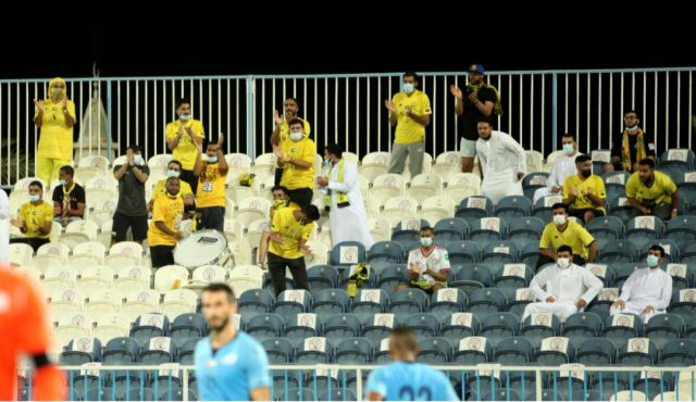 5th season of 'Your Commitment to Happiness' campaign kicks off in Dubai clubs and stadiums. Pic/Dubai Sports Council