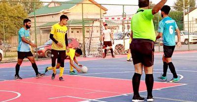 Futsal: Syed Tajuddin FC, Downtown Heroes win matches