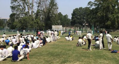 JKCA U-19 Selection: 200 plus players shortlisted, further selection to be done today