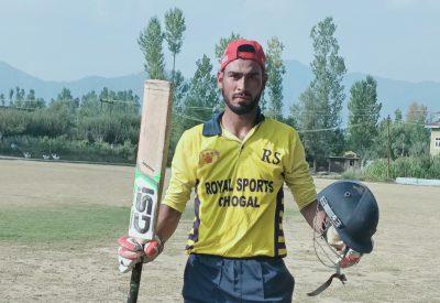 KPL: Saqib Riyaz smashes ton in Royal Sports win