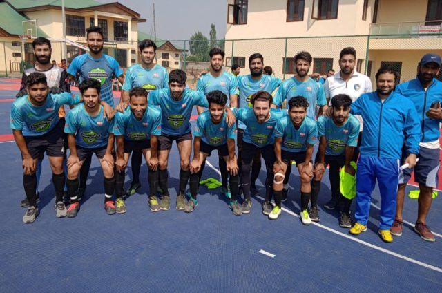 Futsal Tourney: Downtown Heroes FC book place in final. Pic/KSW
