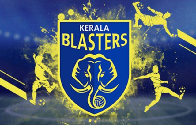 Kerala Blasters response to JKFA objection. Kerala Blasters Logo