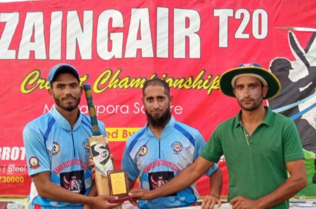 ZPL T20: Baba Reshi CC beat Watlab-XI by 4-wkts. Pic/KSW
