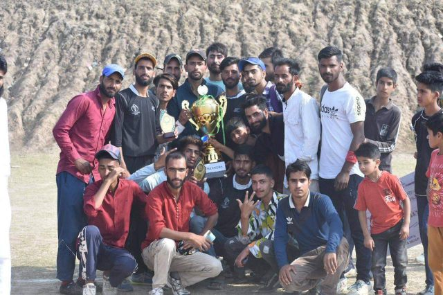 GPL T20: KCC Pachhar beat Muneer-XI in final, lifts title. Pic/KSW