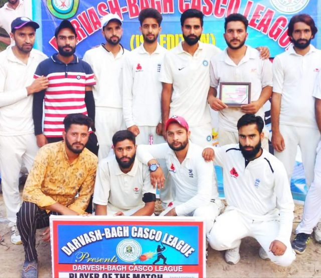 Darvesh Bagh League: NCC Sultanpora beat Pakipora Panthers. Pic/KSW