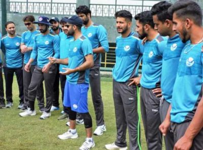 Over 50 probables including Parvez Rasool attend Syed Mushtaq Ali trial camp