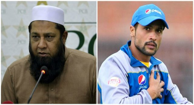 If Mohammad Amir comes out of retirement, he will easily get selected for Pakistan WT20 squad, says Inzamam. Pic/Twitter Pak Passion