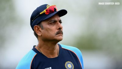 Team India coach Ravi Shastri's RT-PCR Test also returns Covid-19 Positive