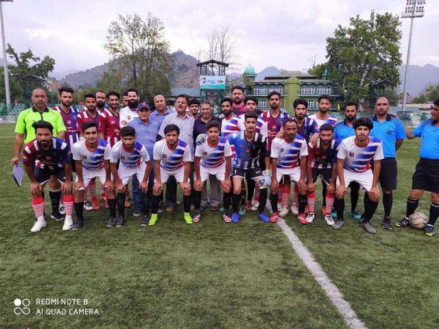 Super Division League: Jehlum FC beat Musuada Foundation, Towheed FC defeat Hamdaniya FC