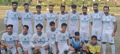 Anantnag Tourney: Nasheman FC beat Kashmir Maharaja FC, book place in final