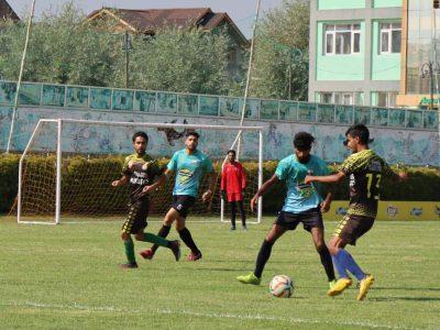 GVEI Football Cup: Downtown Heroes beat Ali Jana FC on way to final