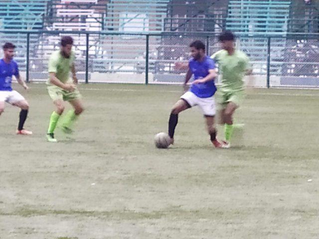 Super Division League: Towheed FC beat Qamarwari FC, IFC Kashmir beat FC Views. Pic/KSW