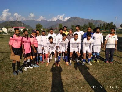 Haroon FC beat Towheed FC 4-1 in A-Division league