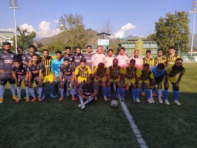 Syed Tajuddin FC crush Fort View FC 4-0 in Super Division League clash