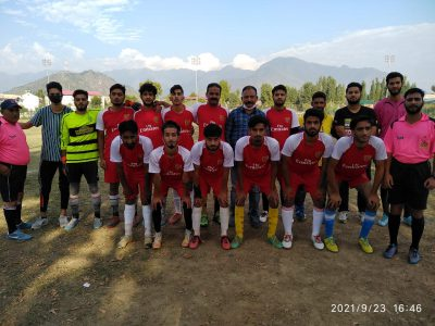 Alamdaar Madina FC beat Young Boys Balhama in A-Division League