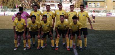 Super Division League: Real Kashmir FC U-18 beat FC Views