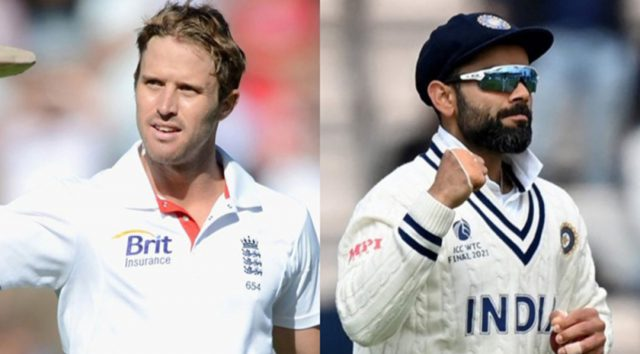 Virat Kohli sidelining Ashin du to personal issues, alleges Nick Compton. Pic/Twitter